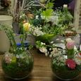 春の庭~生徒の作品~