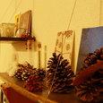 飾り棚 (冬)